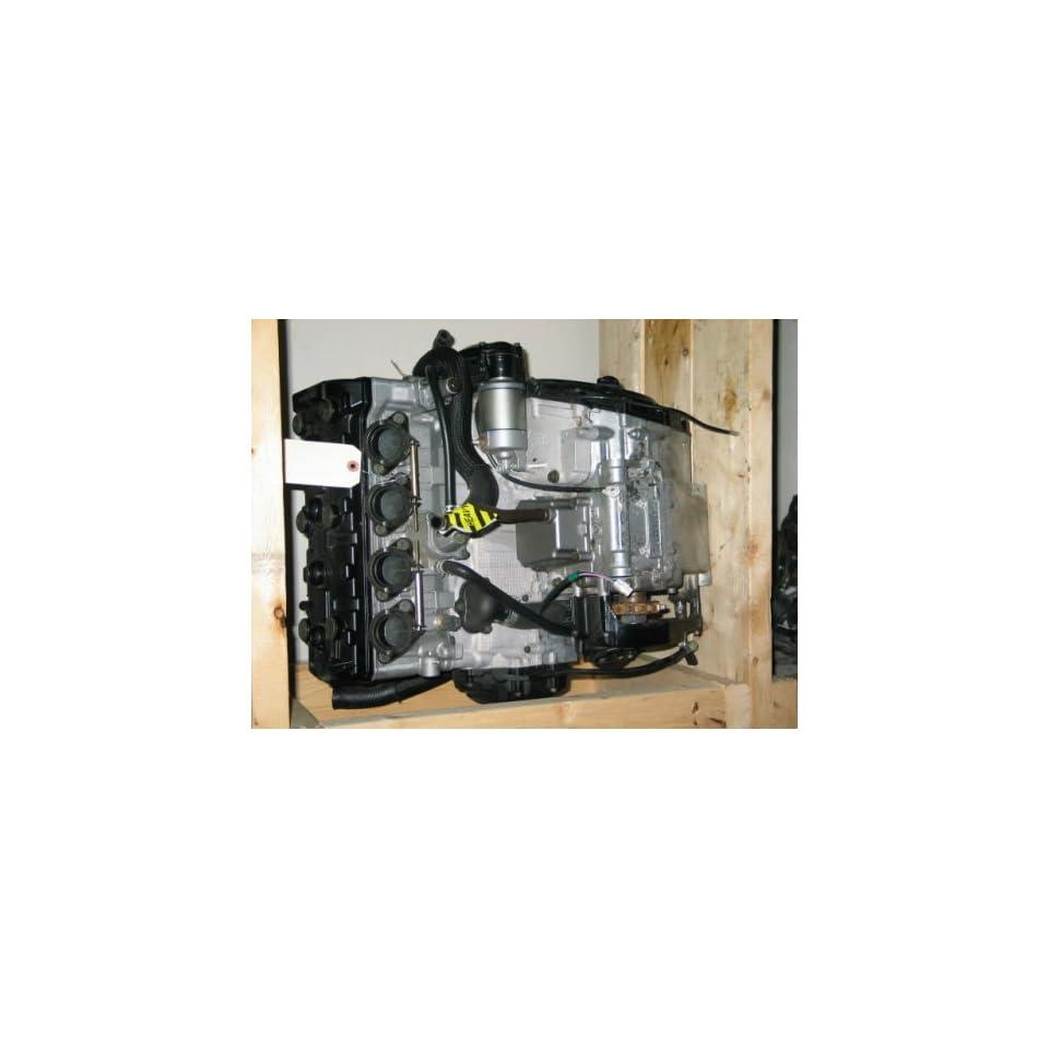 04 Suzuki GSX600R gsxr600 gsxr 600 engine motor