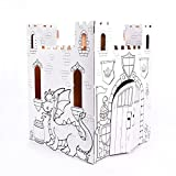 Easy Playhouse Fairy Tale Castle, White