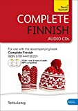 Complete Finnish Beginner to Intermediate Course: Audio Support: New edition