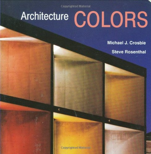 Architecture Colors (Preservation Press) by John Wiley & Sons