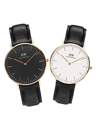 07daf77621 【国内正規品】ダニエルウェリントン Daniel Wellington 腕時計 ペアウォッチ(2本セット