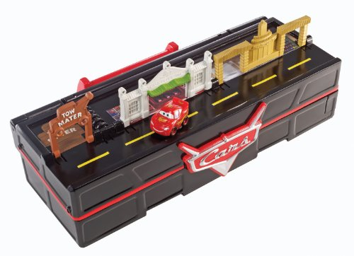 Disney/Pixar Cars Micro Drifters Fast-Flip Carry Case (Micro Drifters Cars compare prices)