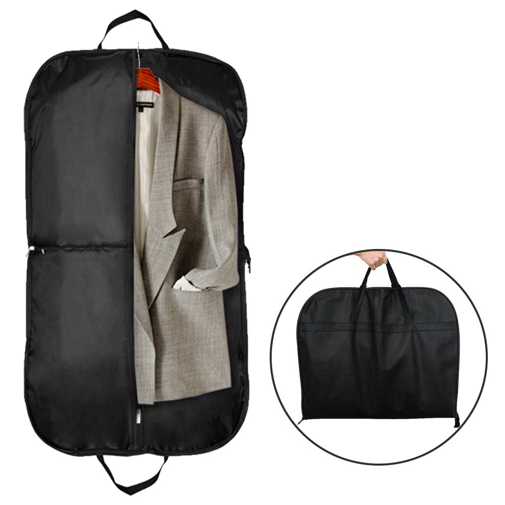 Garment Bag for Travel 2win2buy Breathable Carry On Suit Covers Carrier Bag