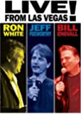 Ron White/Jeff Foxworthy/Bill Engvall: Live From Las Vegas! [Import]
