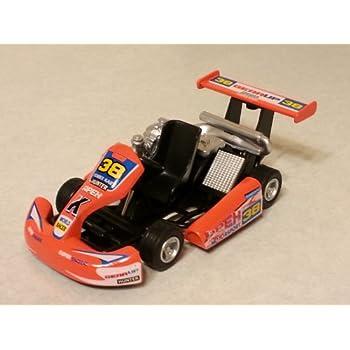 Die Cast Turbo Go Kart (Assorted Colors)