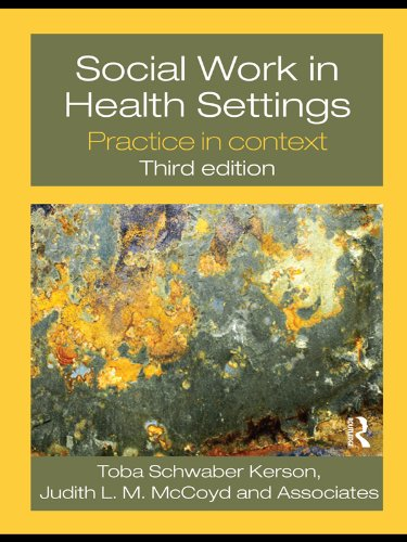 Download Social Work in Health Settings: Practice in Context Pdf