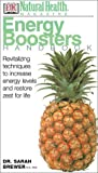 Energy Boosters Handbook, Sarah S. Brewer, 0789484420