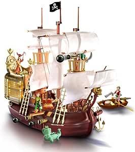 Famosa Peter Pan Gran Barco Pirata: Amazon.es: Juguetes y