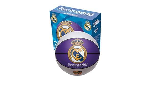 Real Madrid C.F. Unice 502019 - Balón de Baloncesto en Estuche ...
