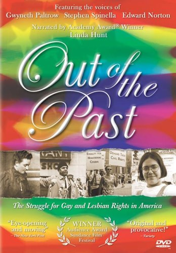 Out of the Past: The Struggle for Gay and Lesbian Rights in America by Ardustry Home Entertainment