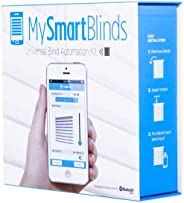 tilt's Blinds Automation Kit. Transform Ordinary Blinds into Smart automated Window Blinds. iOS & Android Compatible.