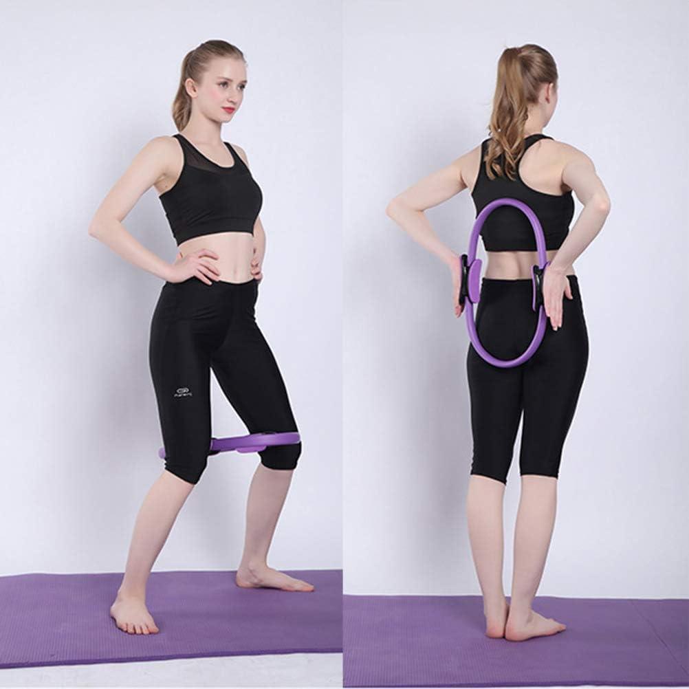per Pilates Anello da Pilates per Bodybuilding Ultra Stretto e bilanciato Nerplro