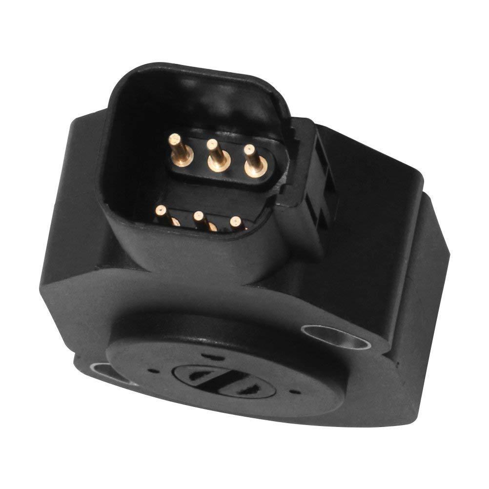 53031575AH Accelerator Pedal Position Sensor A 99 02 TPS 03 Fits Dodge Ram 2500 3500 1998-2004 00 01 04 Replaces# AP63427 53031575 Throttle Position Sensor 5.9L Cummins Engine 98
