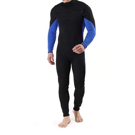FELICIPP Trajes de Neopreno Surfing Traje de baño para Hombres ...
