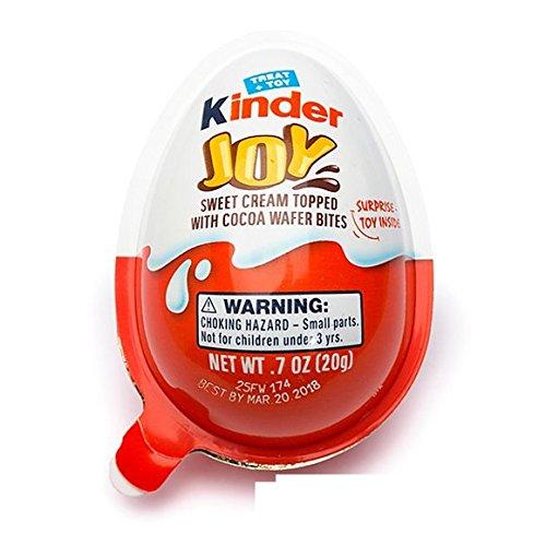 kinder surprise chocolate eggs - 3