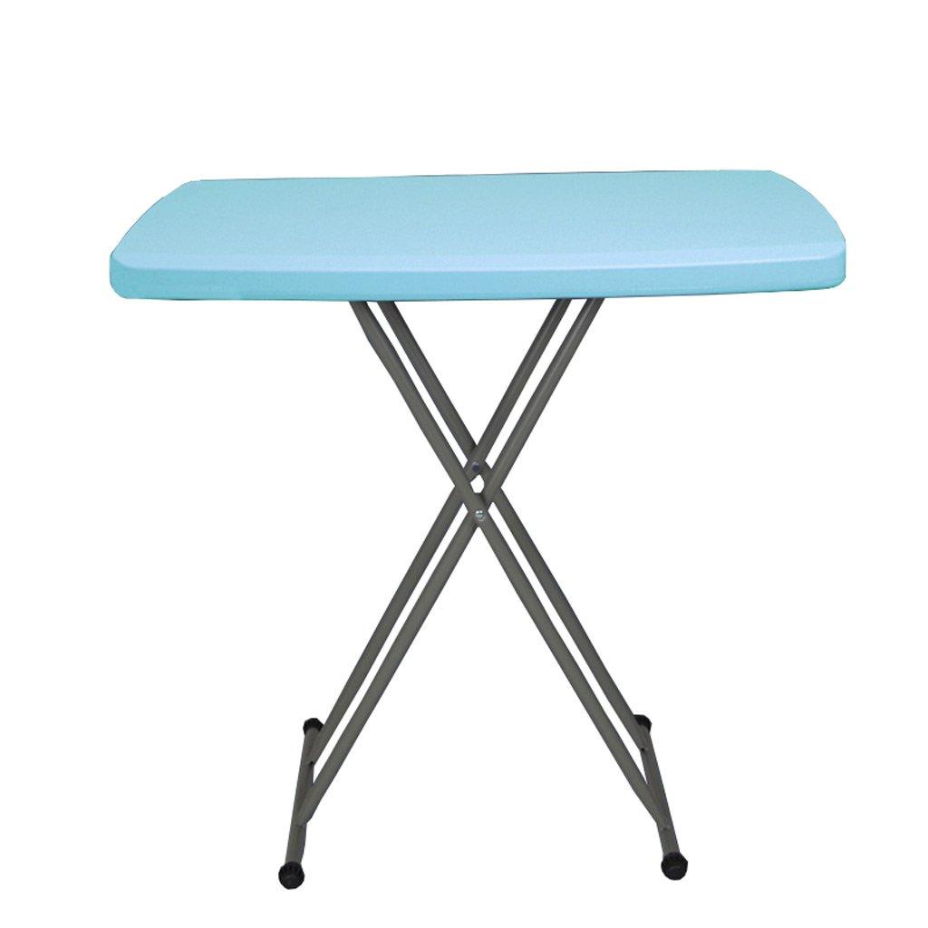 【ラッピング不可】 TangMengYun 折り畳みテーブルダイニングテーブルコンピュータデスクポータブルリフトテーブルベッドテーブル高さ調節可能 (Color : Blue, サイズ : 76 サイズ 76*50*74CM)*50 Blue,*74CM) 76*50*74CM Blue B07DQMVS7L, 河村ふとん店:ca7f0802 --- diesel-motor.pl