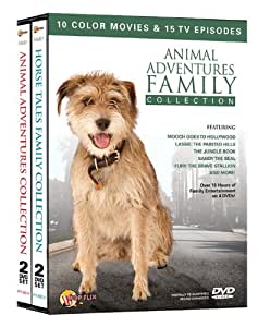 Animal Adventures Family Collection