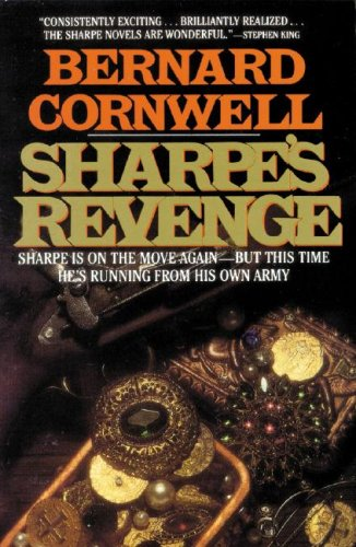 Download Sharpe's Revenge: Richard Sharpe and the Peace of 1814 (Richard Sharpe Adventure Series) PDF
