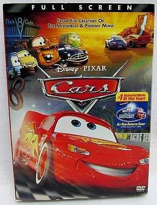 Disney Pixar's Cars: The Movie ()