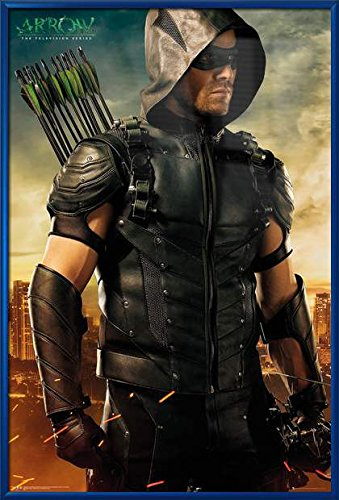 Arrow - Framed TV Show Poster / Print
