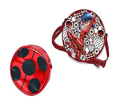 Prodigiosa: Las aventuras de Ladybug Bolso Redondo Lady Bug ...