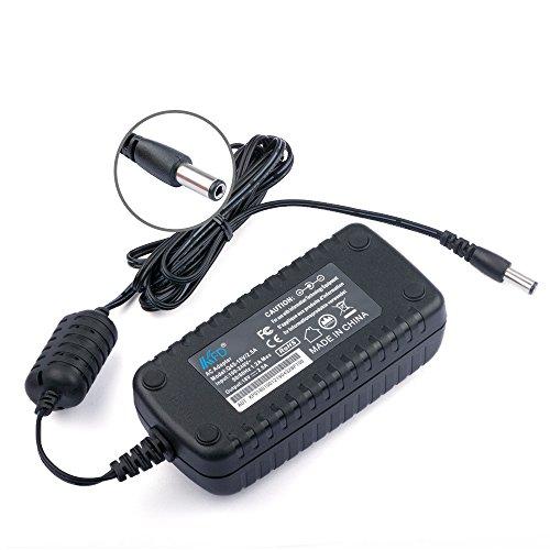 KFD Steckernetzteil 18V 2,5A Ladegerät für Logitech Squeezebox Wi-Fi Internet Radio 993-00038 PSAA18R-180 X-R0001 XR0001 930-000097 930-000101, JBL TEAD-48-180800U On-Stage System, TVonics DTR-Z500HD TV recorder AC Adapter