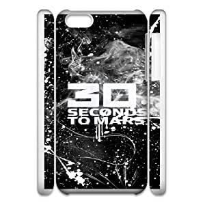iphone 5c Cell Phone Case 3D thirty seconds to mars alichavoshi 91INA91100290