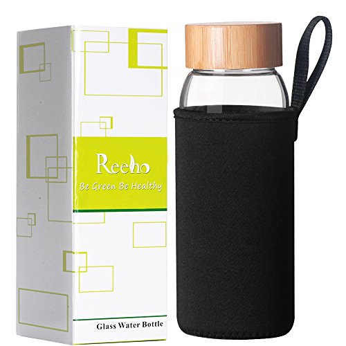 Reeho BPA Free Borosilicate Portable Protective product image