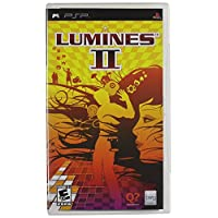 Lumines II - Sony PSP
