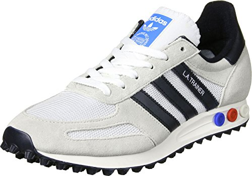 adidas La Trainer Og - Zapatillas de casa Hombre Beige (Vintage White/core Black/clear Brown)
