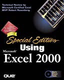 img - for Special Edition Using Microsoft Excel 2000 book / textbook / text book