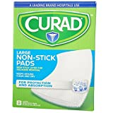 Non Stick Pad 8in X 3in - 8 ct. (4 boxes)