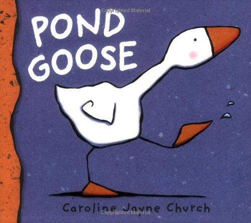 Pond Goose - Goose Pond