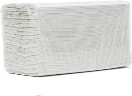 4 Couches Papier Toilette Pli/é Annkky Essuie-Mains en Papier Pack de 9