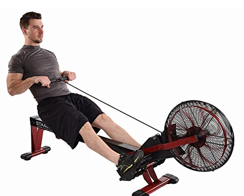 x air rowing machine