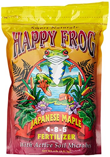 Fox Farm 752289500411 FX14055 Happy Frog Japanese Maple Fertilizer, 1-Pack