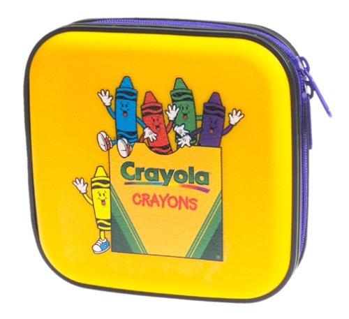 UPC 788875220159, Crayola CCD100W CD Wallet