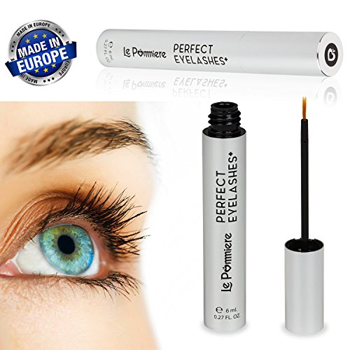Eyelashes Growth 6ml. Gel Serum growth of eyelashes, you will have stronger, longer, denser, thicker, and with greater volume. Serum enhancer lengthens lashes naturally and permanently