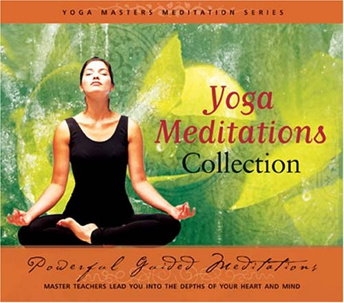 Yoga Meditation Collection (3 CD) (Yoga Bender)