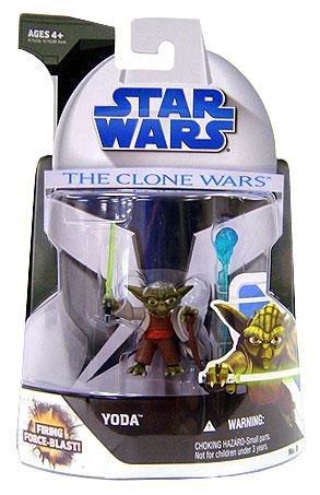 Yoda Force Blast Action Figure - No. 3 Standard