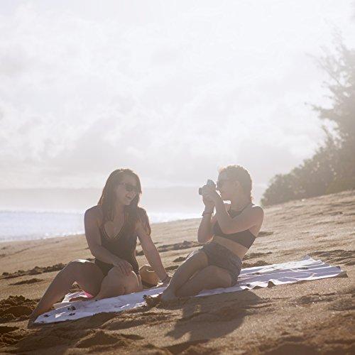 Microfiber Beach Towel - beach 3