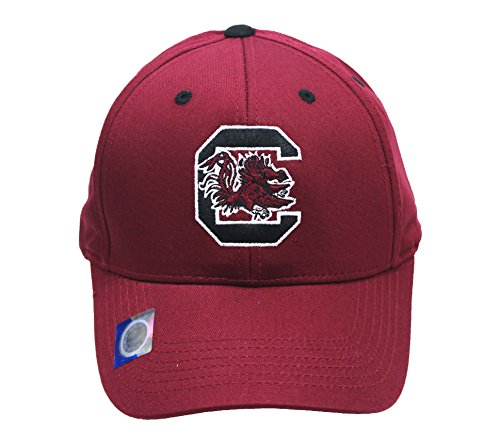 Collegiate Headwear Men's Champ Fashion South Carolina Gamecocks Emroidered Cap (Carolina South Gamecocks Hat)