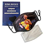 Cloth Face Mask, 100% Cotton Adult Face Mask