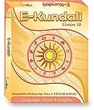 E-Kundali 10 (Language Hindi-English) Astrology Software (CD)