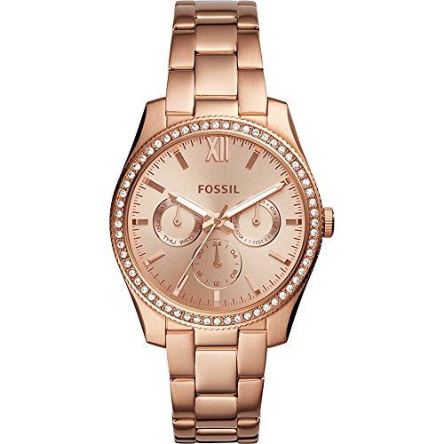 Fossil-Scarlette-Multifunction-Stainless-Steel-Watch