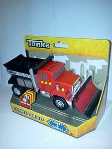 Tonka Toughest Minis Light & Sound - Snowplow