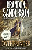 Download Oathbringer: Book Three of the Stormlight Archive AUTOGRAPHED by Brandon Sanderson (SIGNED EDITION) Available 11/14/17 Limited Quantity Available in PDF ePUB Free Online