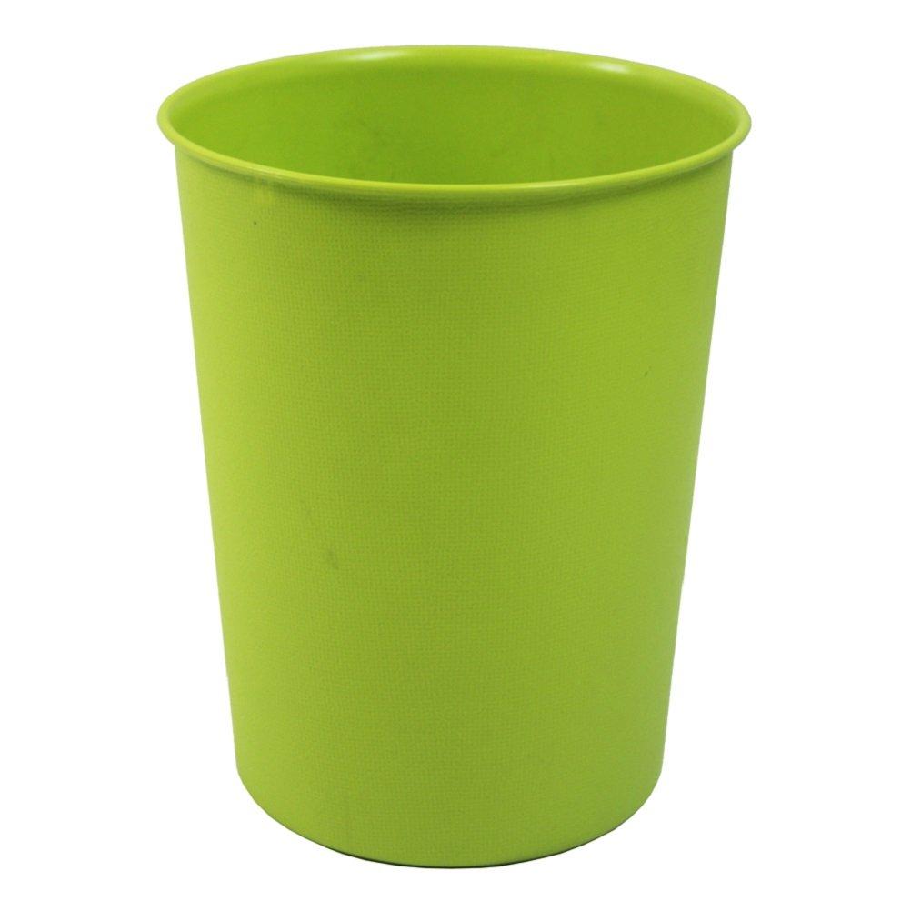 /qualit/à Vibrance Leggero plastica Cestino Green JVL/