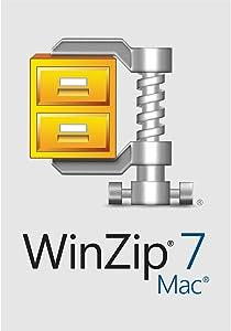 Corel WinZip 7 - File Compression & Decompression [Mac Download] [Old Version]