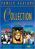 Family Features Collection Volume 1 (The Pagemaster/The Sandlot/Rookie of the Year)